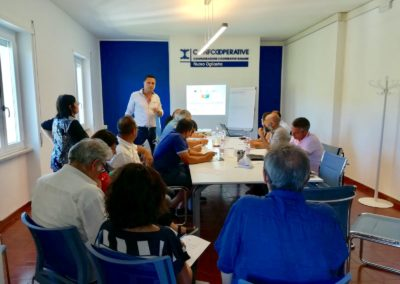Workshop. La creazione di impresa nel nostro territorio