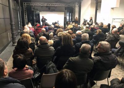 Roma: presentato il 26 gennaio 2019 alla CAE Città dell'Altra Economia il progetto Liberamente